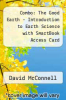 cover of Combo: The Good Earth - Introduction to Earth Science with SmartBook Access Card (3rd edition)