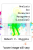 cover of Loose-Leaf for Analysis for Financial Management (11th edition)