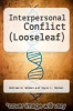 cover of Looseleaf for Interpersonal Conflict (9th edition)