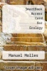 cover of SmartBook Access Card for Ecology (7th edition)