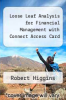 cover of Loose Leaf Analysis for Financial Management with Connect Access Card (11th edition)