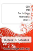 cover of GEN CMB Sociology Matters; CNCT+ (6th edition)