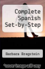 cover of Complete Spanish Step-by-Step (1st edition)