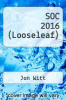 cover of SOC2016 Loose Leaf Edition (4th edition)