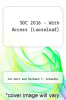 cover of SOC 2016 Loose Leaf Edition with Connect Access (4th edition)