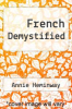 cover of French Demystified, Premium 3rd Edition (3rd edition)