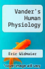 cover of Vander`s Human Physiology (15th edition)