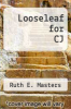cover of Looseleaf for CJ (3rd edition)