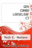 cover of GEN COMBO LOOSELEAF CJ (3rd edition)