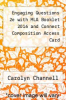 cover of Engaging Questions 2e with MLA Booklet 2016 and Connect Composition Access Card (2nd edition)