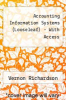 cover of GEN COMBO ACCOUNTING INFORMATION SYSTEMS; CONNECT ACCESS CARD (2nd edition)