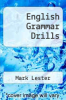 cover of English Grammar Drills (2nd edition)