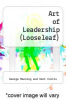 cover of Art of Leadership (Looseleaf) (6th edition)