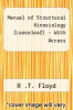 cover of LOOSELEAF MANUAL OF STRUCTURAL KINESIOLOGY WITH CONNECT ACCESS CARD (20th edition)