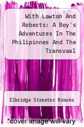 Cover of With Lawton And Roberts: A Boy