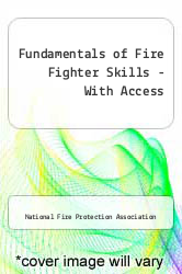 Fundamentals of Fire Fighting with Online Access by IAFC - ISBN 9781284059656