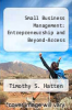 cover of Small Business Management : Entrepreneurship and Beyond-Access (5th edition)