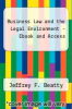cover of Business Law and the Legal Environment - Ebook and Access (6th edition)
