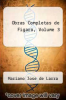cover of Obras Completas de Figaro, Volume 3