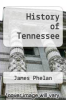 cover of History of Tennessee