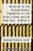 cover of Narrative of the United States` Expedition to the River Jordan and the Dead Sea - Scholar`s Choice Edition