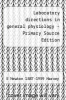 cover of Laboratory directions in general physiology - Primary Source Edition