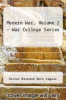 cover of Modern War, Volume 2 - War College Series