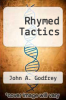 cover of Rhymed Tactics