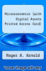 cover of Microeconomics (with Digital Assets Printed Access Card) (12th edition)