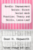 cover of Bundle: Empowerment Series: Direct Social Work Practice: Theory and Skills, Loose-Leaf Version, 9th + MindTap Social Work, 1 term (6 months) Printed Access Card (9th edition)