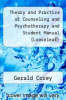 cover of Theory and Practice of Counseling and Psychotherapy and Student Manual (10th edition)