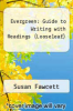 cover of Evergreen: Guide to Writing with Readings (Looseleaf) (11th edition)
