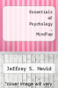 cover of Essentials of Psychology - MindTap (5th edition)