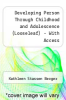 cover of Loose-leaf Version for Developing Person Through Childhood & Adolescence 10e & LaunchPad for Berger`s Developing Person Through Childhood & Adolescence 10e (Six Month Access) (10th edition)