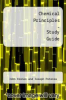 cover of Study Guide for Atkin`s Chemical Principles (7th edition)