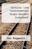 cover of Loose-Leaf Version for Calculus: Late Transcendentals Single Variable (3rd edition)