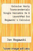 cover of Calculus Early Transcendentals Single Variable 3e & LaunchPad for Rogawski`s Calculus (3rd edition)