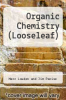 cover of Loose-leaf Version for Organic Chemistry (6th edition)
