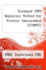 cover of Standard CMMI Appraisal Method for Process Improvement (SCAMPI)