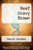 cover of Beef Gravy Brown