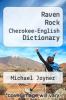 cover of Raven Rock Cherokee-English Dictionary