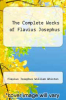 cover of The Complete Works of Flavius Josephus