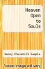 cover of Heaven Open to Souls
