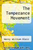 cover of The Temperance Movement