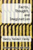 cover of Facts, Thought, and Imagination