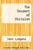 cover of The Serpent of Division