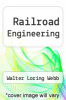 cover of Railroad Engineering