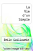 cover of La Vie d`un Simple