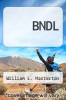 cover of BNDL (8th edition)
