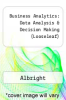 cover of Business Analytics (6th edition)